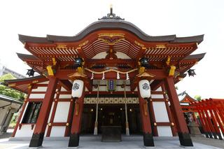 柳原蛭子神社社殿正面.JPG